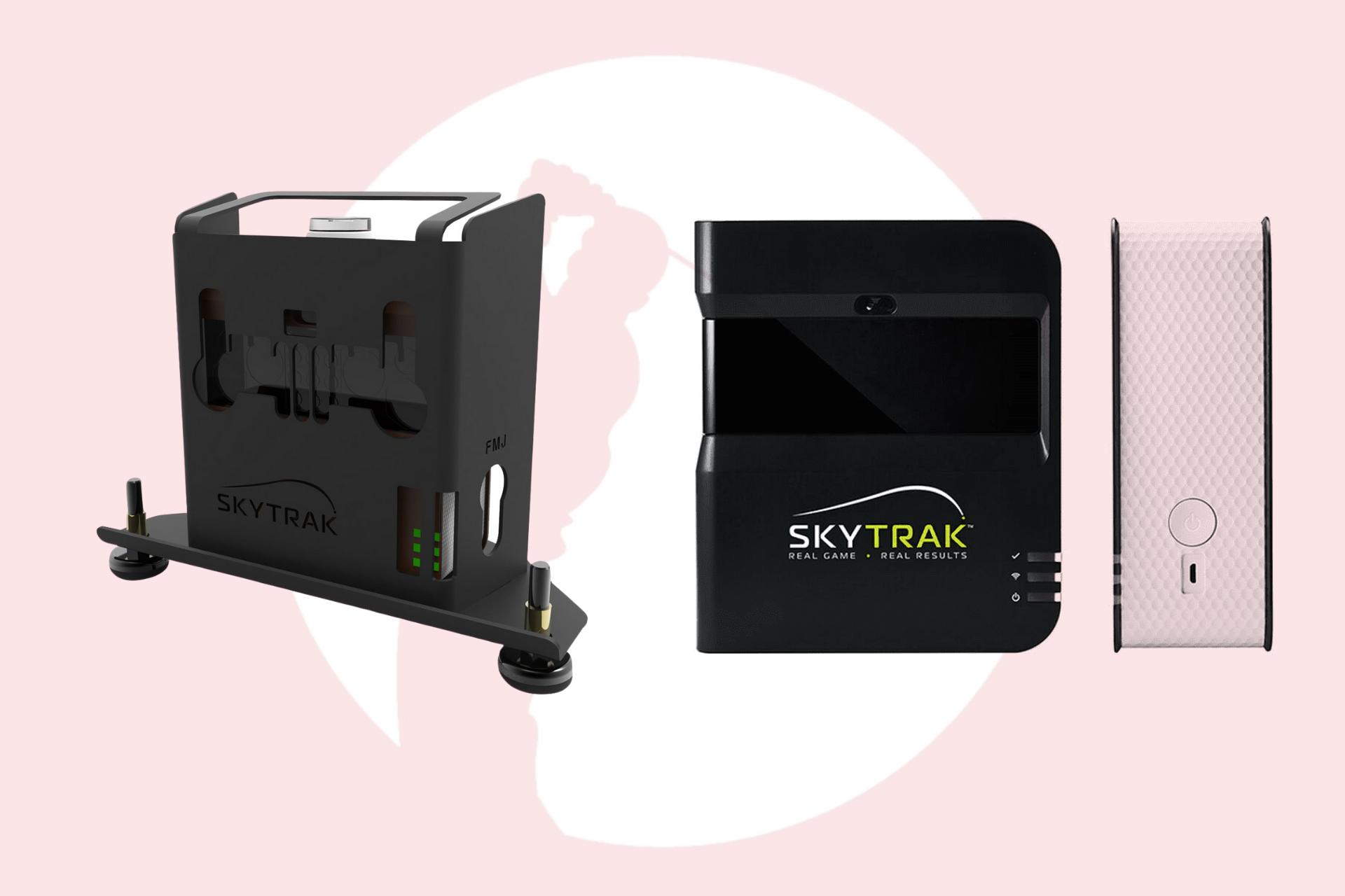 Verkauf von SkyTrak und Golfsimulatoren